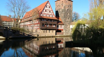 Puente del Verdugo, Nuremberg. Foto © Tu Gran Viaje