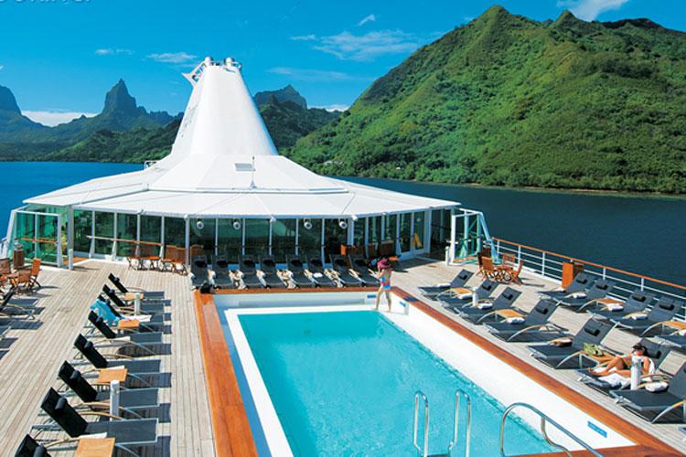 Tere Moana Paul Gauguin Cruises