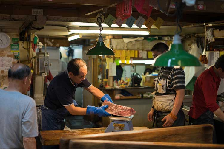 Mercado de Tsukiji. De compras en Tokio con los Xperts de Tu Gran Viaje | Shopping in Tokyo
