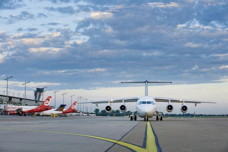 El Aeropuerto de Nuremberg es el 10º más importante de Alemania