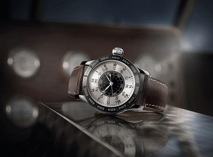The Lindbergh Hour Angle Watch 90th Anniversary | El Reloj de Lindbergh