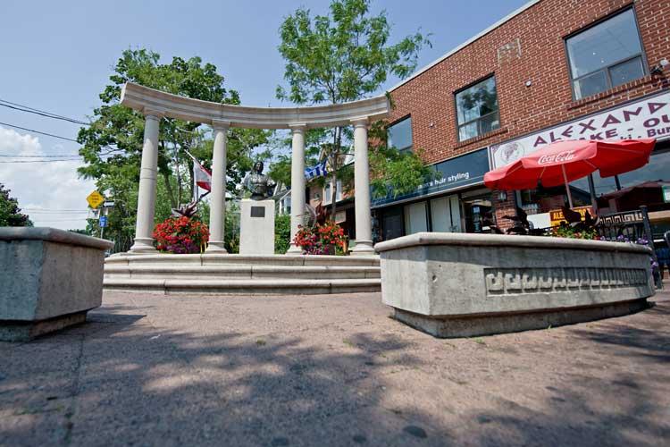 Greektown. Los otros barrios de Toronto, en Tu Gran Viaje