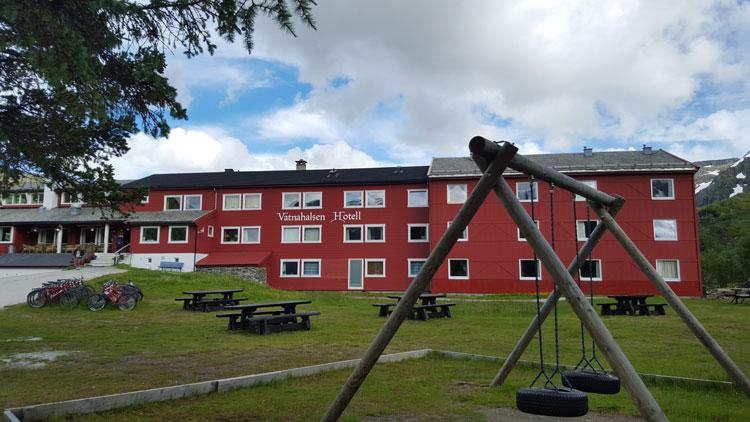 Vatnahalsen Høyfjellshotell. © Tu Gran Viaje   Norway in a Nutshell. Viajar a Noruega con Tu Gran Viaje