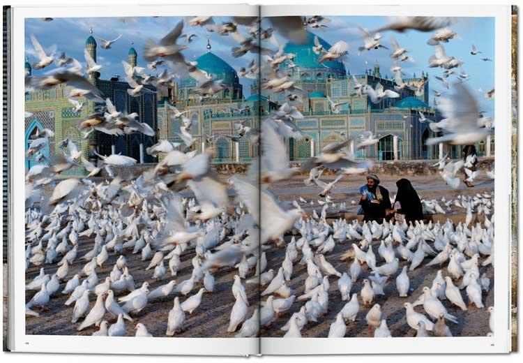 EL AFGANISTÁN DE STEVE MCCURRY Taschen edita una retrospectiva sobre Afganistán del fotógrafo de Magnum Steve McCurry | Tu Gran Viaje