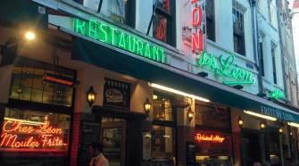 Restaurante Chez Leon, Bruselas | Tu Gran Viaje revista de viajes y turismo