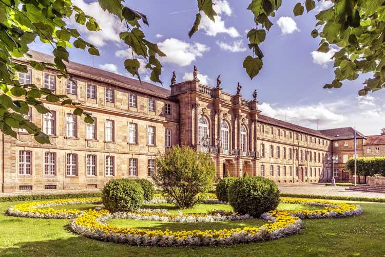 Nuevo Palacio de Bayreuth | Volar al aeropuerto de Nuremberg | Tu Gran Viaje TGV Lab