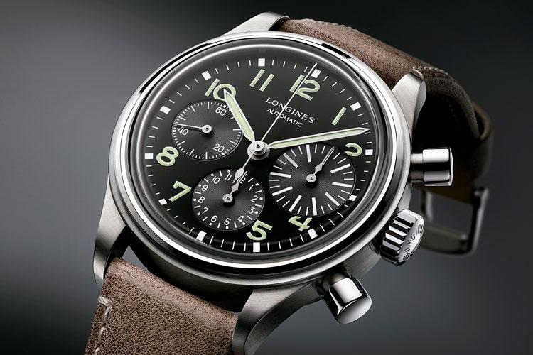 The Longines Avigation BigEye. Los mejores Relojes para viajar en otoño | Tu Gran Viaje revista de viajes y turismo