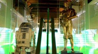 La exposición Star Wars de Telefónica | Revista Tu Gran Viaje