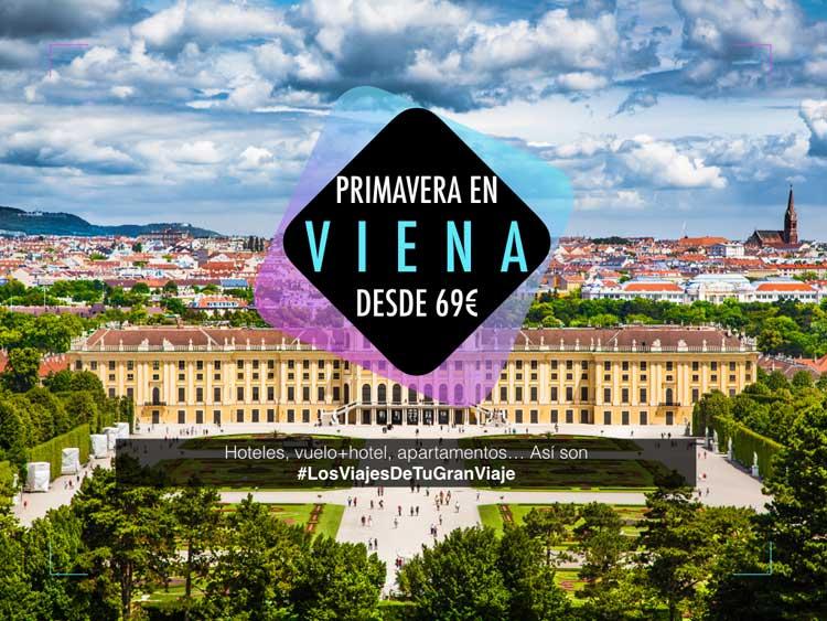 ofertas de viajes baratos a Viena | Tu Gran Viaje