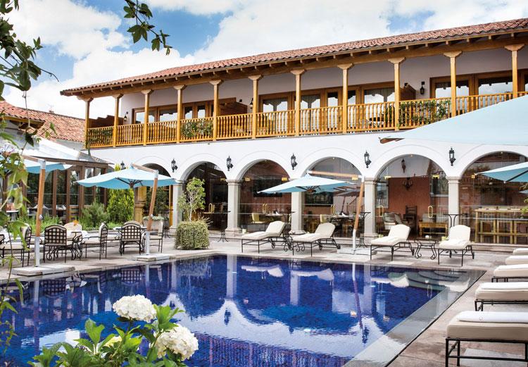 © Belmond Palacio Nazarenas Cusco | Los mejores hoteles healthy del mundo en Tu Gran Viaje