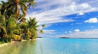 Lago Aitutaki © Turismo Islas Cook | Tu Gran Viaje