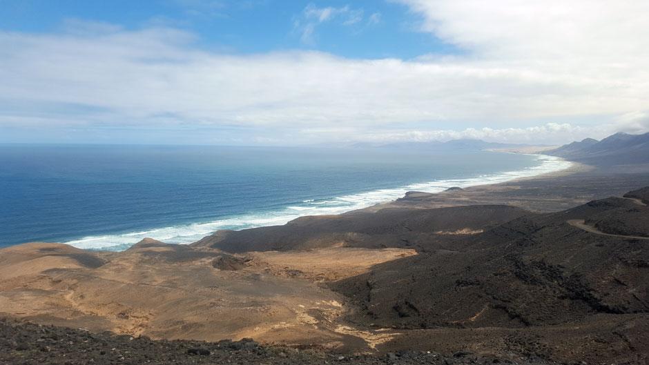 Panorámica desde el Mirador del Barranco de los Canarios © Tu Gran Viaje