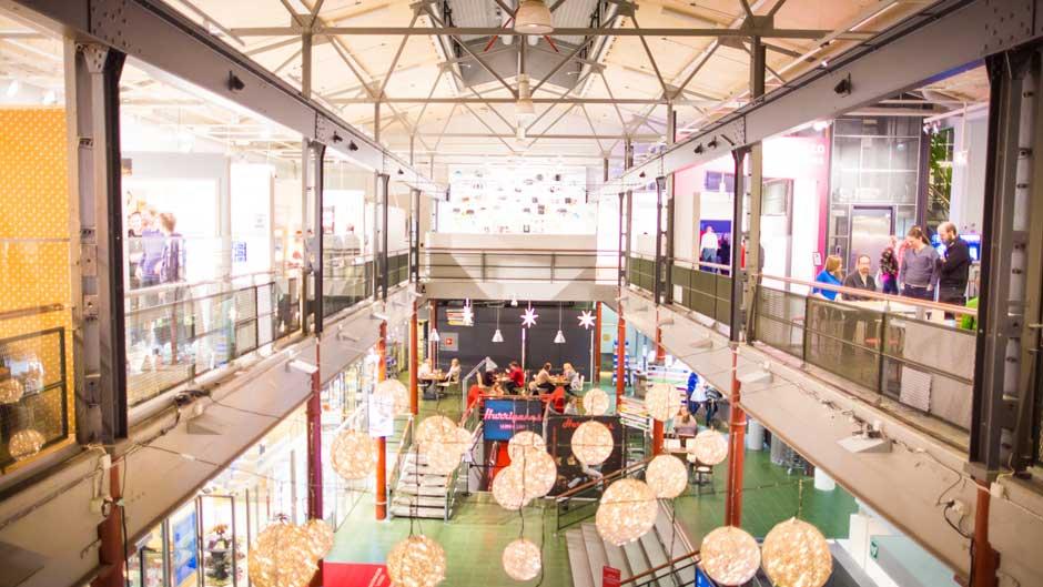 Museo de los Juegos de Tampere. © Laura Vanzo