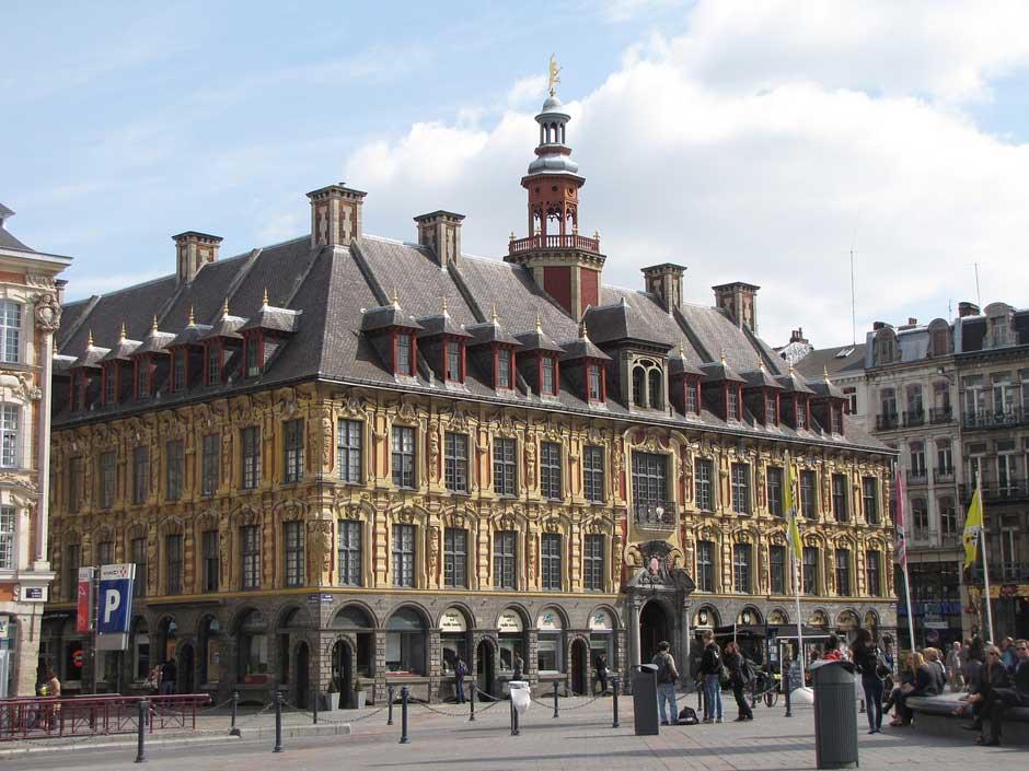 Palacio de la Bolsa de Lille | Viajar a Lille | Tu Gran Viaje