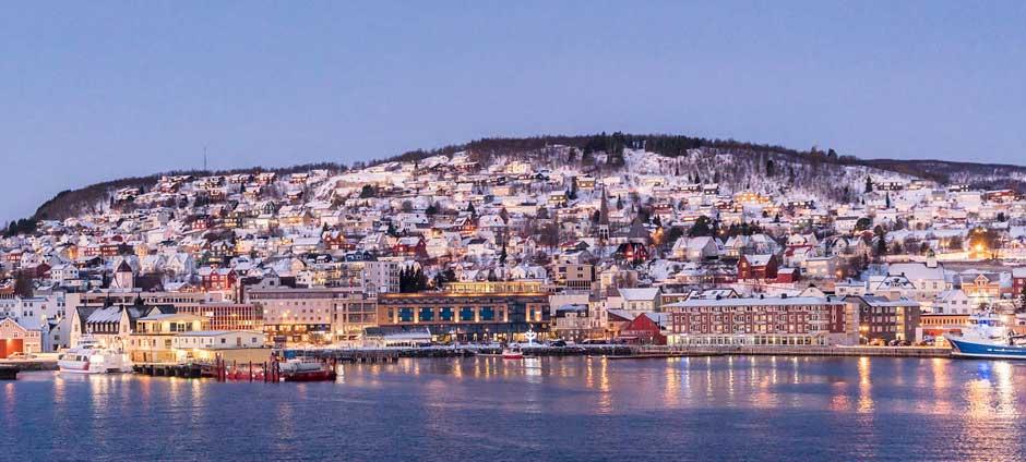 Panorámica de Tromsø | Los nuevos destinos de Lufthansa | Tu Gran Viaje
