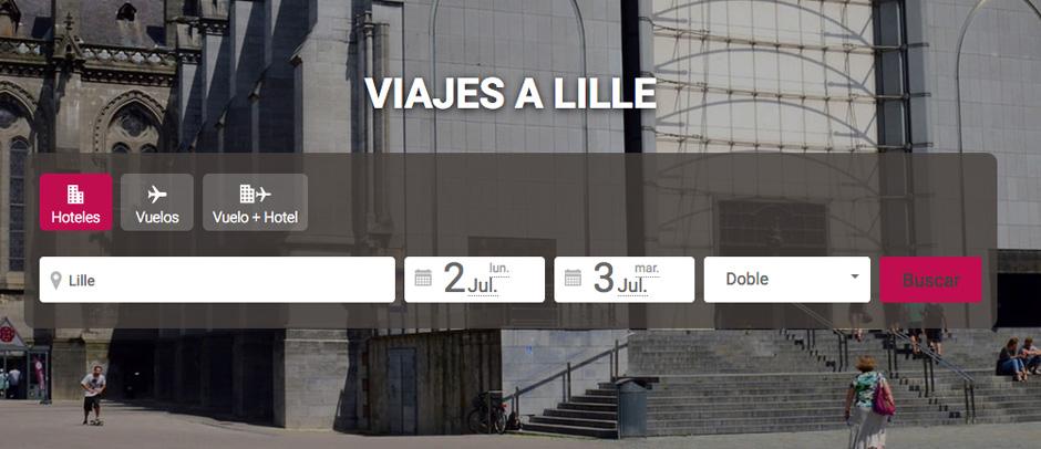 Ofertas para viajar a Lille | Tu Gran Viaje