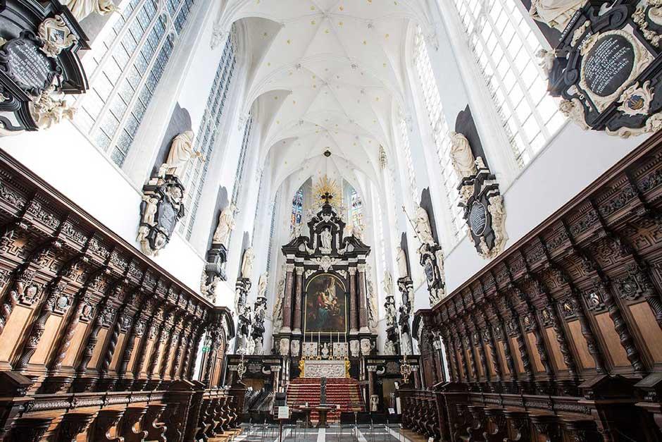 Iglesia de San Carlos Borromeo, Amberes   Amberes Barroco 2018. Rubens Inspira   Tu Gran Viaje a Flandes con los Maestros Flamencos