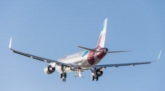 Eurowings lanzará en noviembre sus nuevos vuelos a La Palma y Lanzarote, desde Colonia-Berlín y Stuttgart. Los precios, desde 109,99 euros.