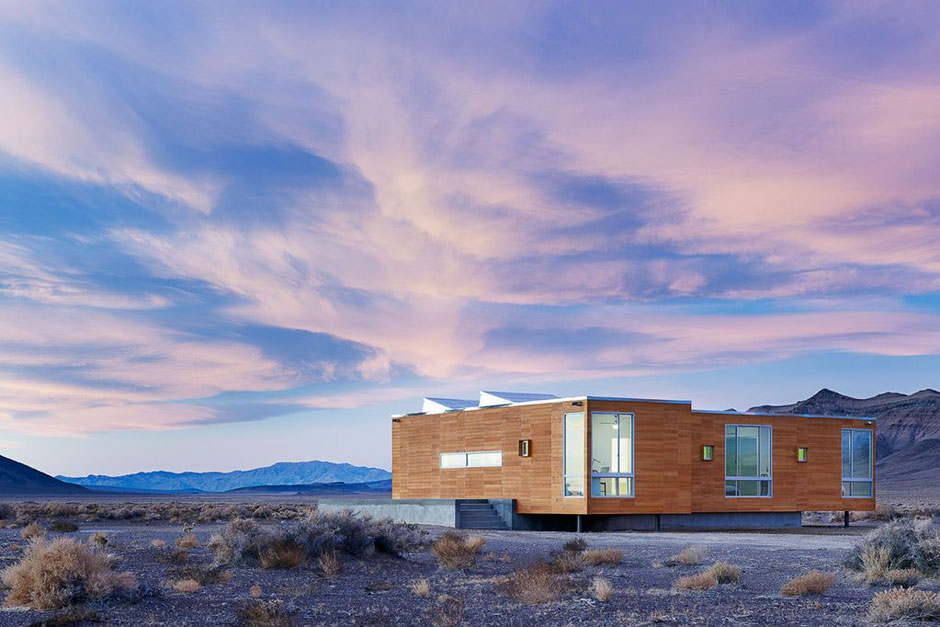 Death Valley House, California | Detox Digital | Tu Gran Viaje