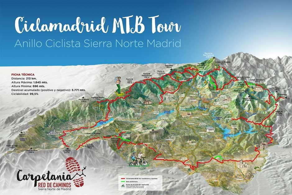 Sierra Norte Bike Challenge - Ciclamadrid MTB Tour, mucho más que una carrera