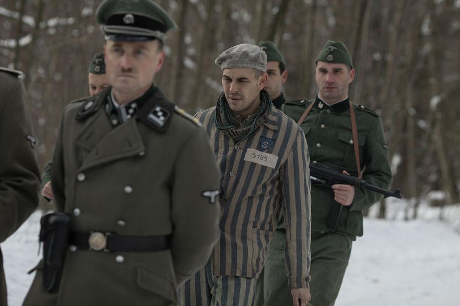 """El fotógrafo de Mauthausen"": Entrevista a Mario Casas"