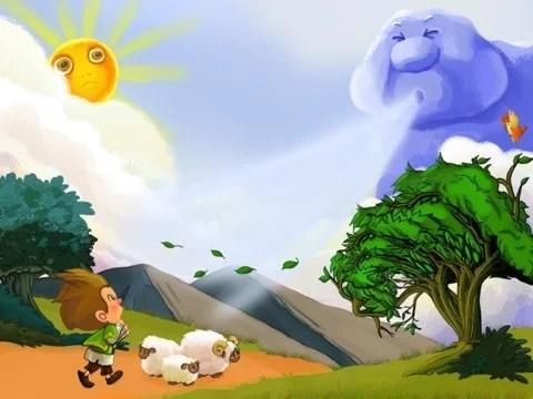Tuğşah Bilge – Güneş ve Rüzgar.