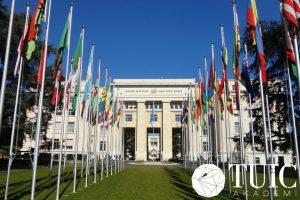 İnsan Hakları ile İlgili Çalışan Hükümet-Dışı Uluslararası Örgütler