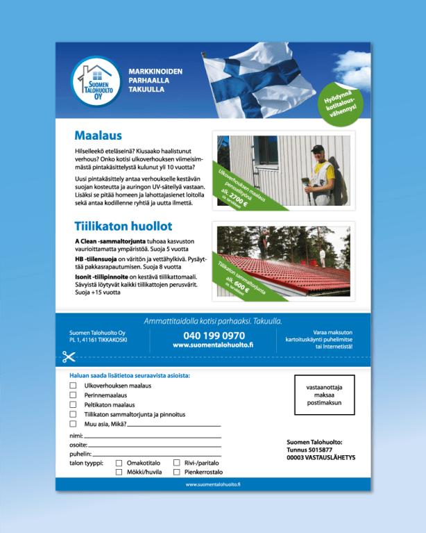 Leaflet Design