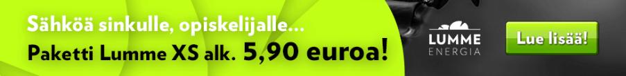 Web banner for Lumme