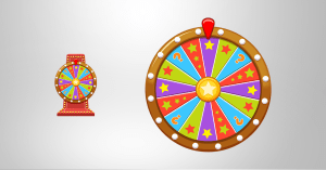 Game Art: Lucky Wheel