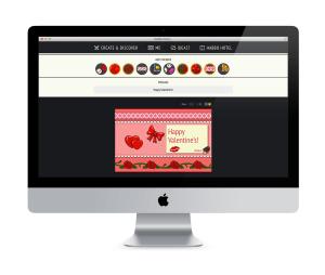 Virtual Postcard Editor