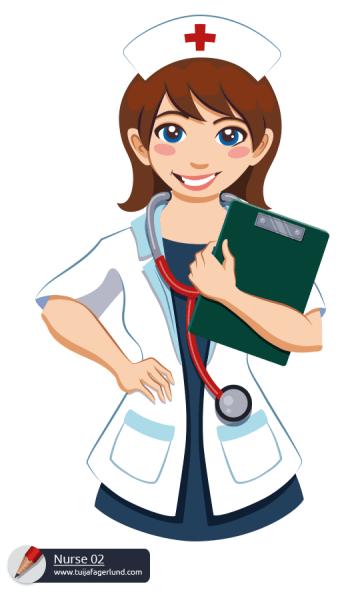 Character Design - Nurse