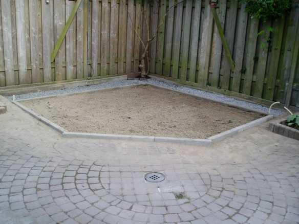 Block Plinth base