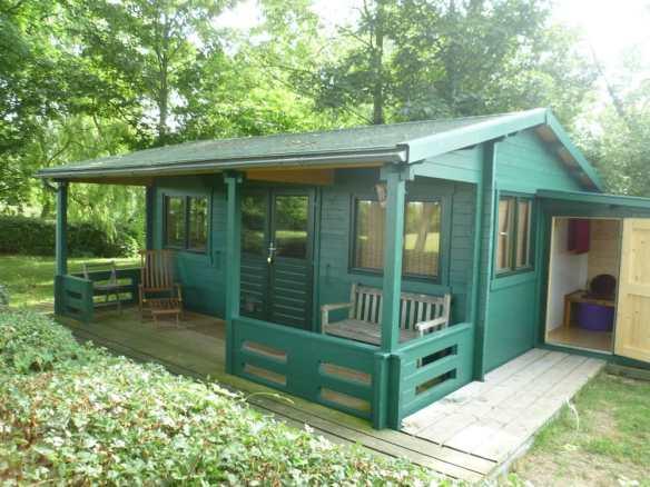 Cabin Extension Tuin Tuindeco Blog