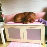 Daisy Cabin Seat