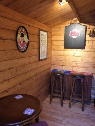 Peter Log Cabin