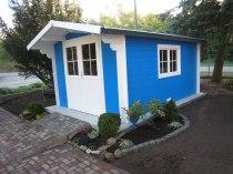 Lulea log cabin
