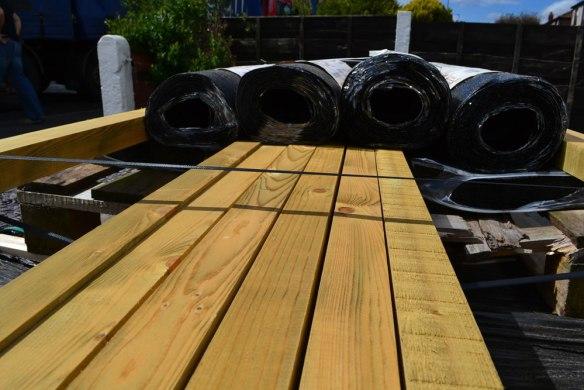 foundation-beams-log-cabin