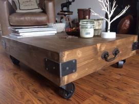 Industrial Styled Table
