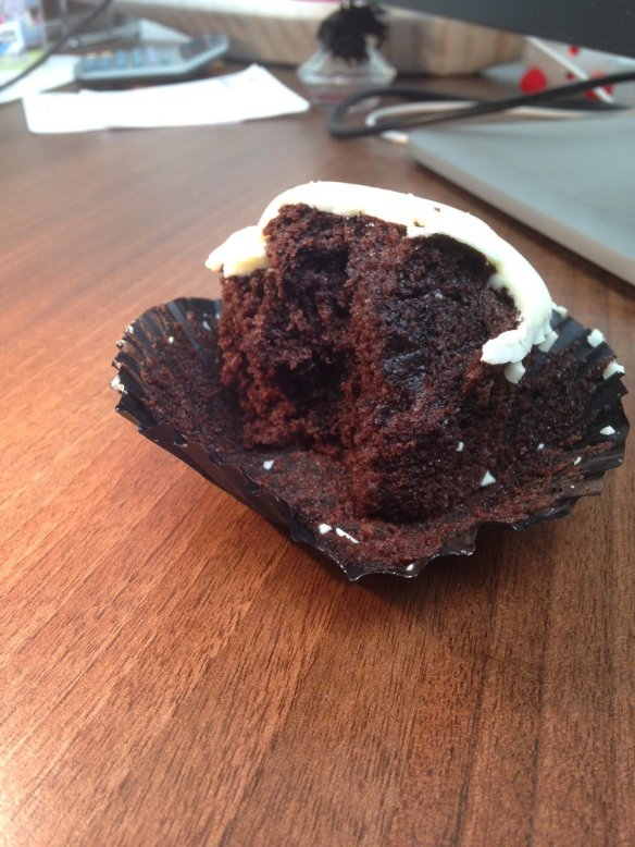 Muffin Eaten!