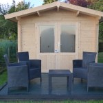 Articles and posts relating to our 34mm - 45mm Log Cabins