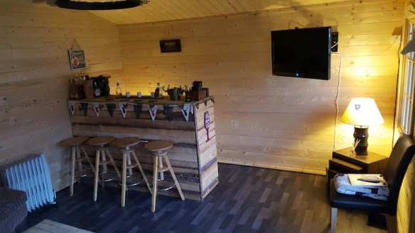 Another bar, the Meribel Log Cabin may prove ideal.