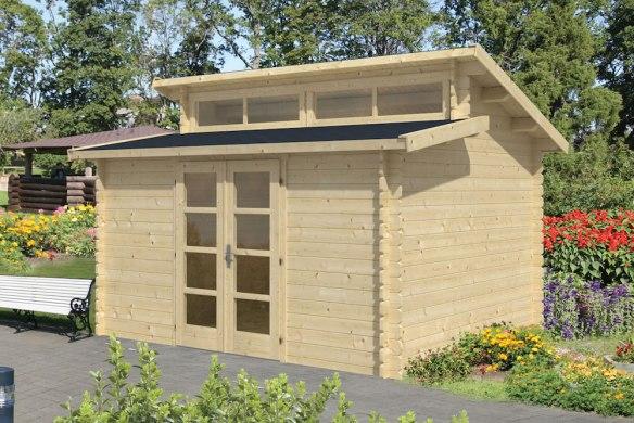 The Hans Log Cabin