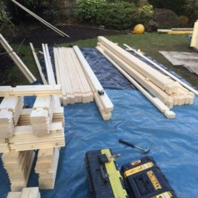 Timber Sections Organised