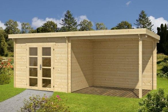 Amstelveen Log Cabin