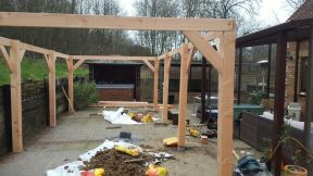 Larch Building Framework