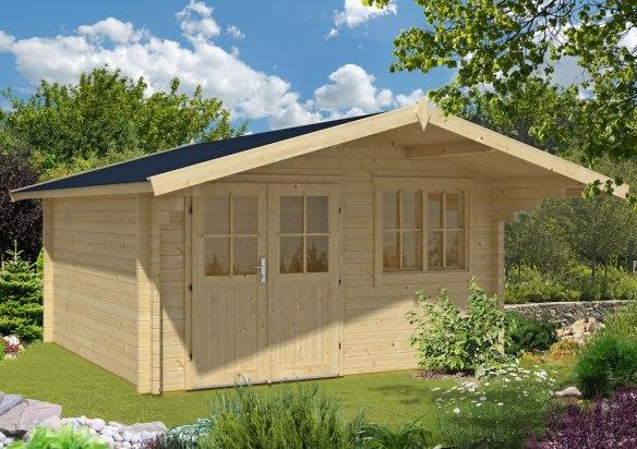 Stian Log Cabin