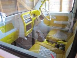 Tuindeco Promotional Minivan
