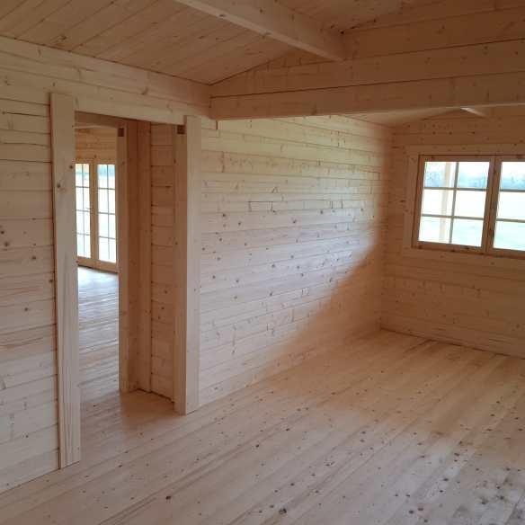 Rune Log Cabins Modified