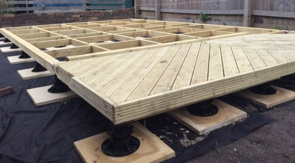Timber Frame Base Pads